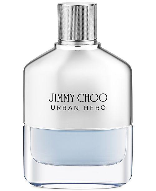 Jimmy Choo Men's Urban Hero Eau de Parfum Spray, 3.3-oz.