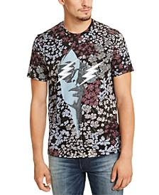 Men's Flower Daze Graphic T-Shirt