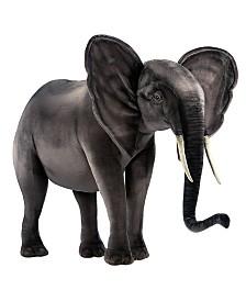 Hansa Extra Large Baby Elephant Plush Toy