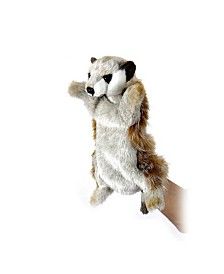 Hansa Meerkat Hand Puppet Plush Toy