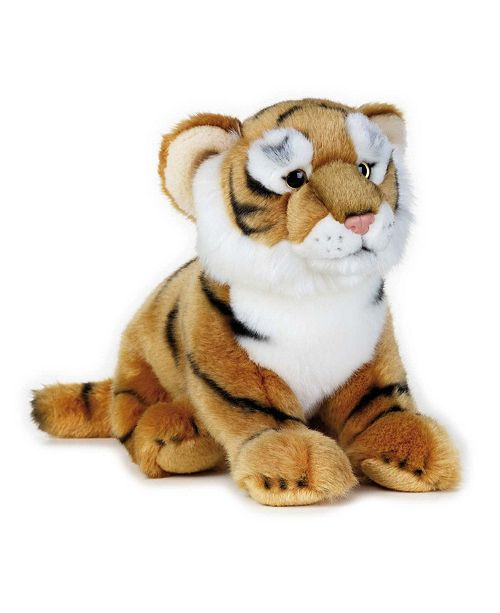Venturelli Lelly National Geographic Tiger Plush Toy