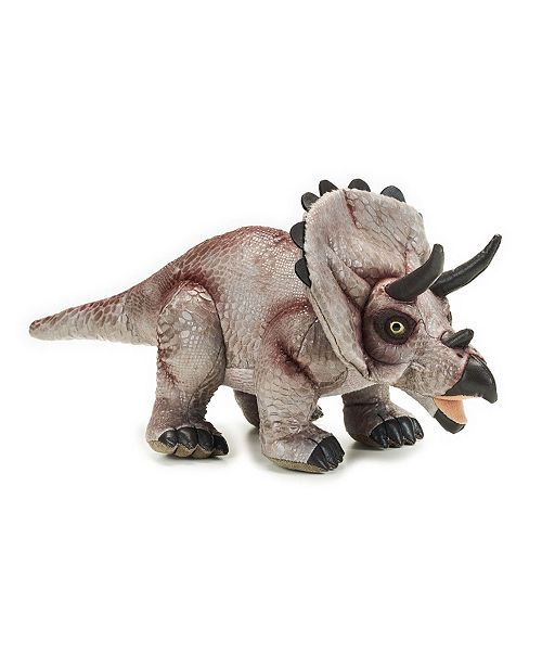 Venturelli Lelly National Geographic Triceratops Plush Toy