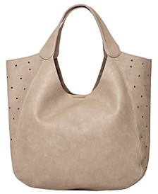 Masterpiece Perforated Tote