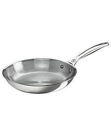 "Stainless Steel 10"" Fry Pan"