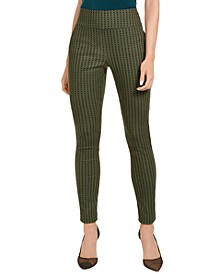 INC Geo-Print Skinny Pants, Created for Macy's