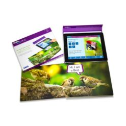 Stages Learning Materials Linf4fun Pets Interactive Board Book With Free iPad App