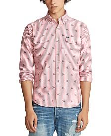 Polo Ralph Lauren Men's Classic Oxford Shirt
