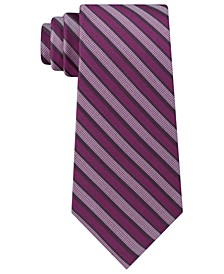 Men's Classic Stripe Silk Tie