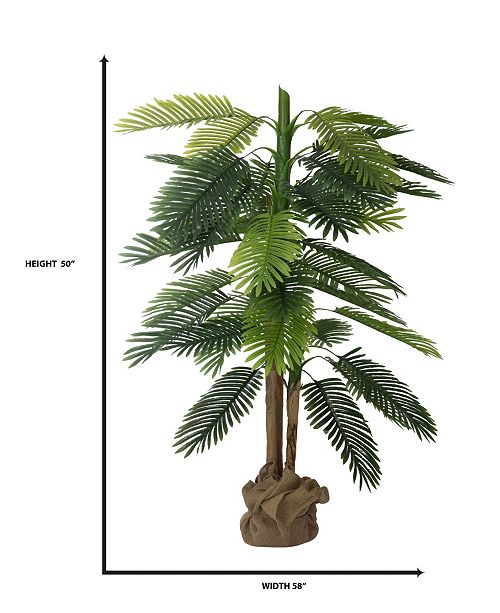 74H Real Touch Palm Tree Palm Plant For Home on herb plants for home, vine plants for home, potted plants for home, tropical plants for home, water plants for home, decorative plants for home, indoor plants for home,