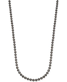 """Charter Club Gold-Tone Imitation Pearl Strand Necklace, 42"""" + 3"""" extender, Created For Macy's"""