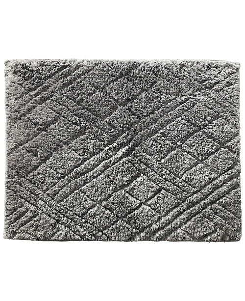 """Butterfly Home Fashions CLOSEOUT! Cotton 21"""" x 34"""" Bath Rug"""