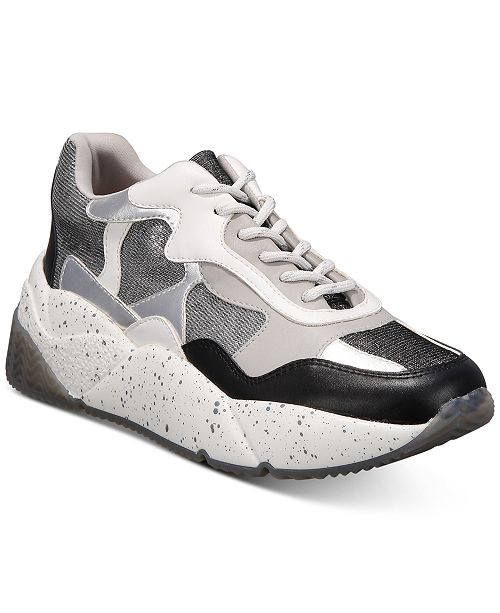 INC International Concepts INC Women's Bubblez Dad Sneakers, Created for Macy's
