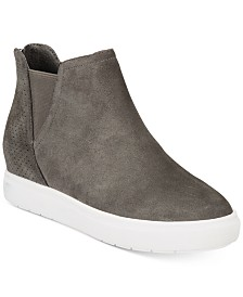 I.N.C. Women's Tayla Wedge Sneakers, Created for Macy's