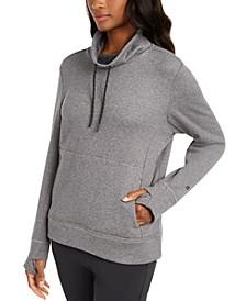 Boundary Fleece Cowlneck Sweater