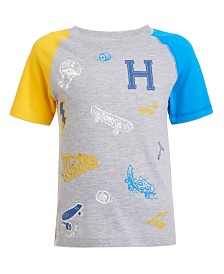 Tommy Hilfiger Little Boys Iconic Colorblocked T-Shirt