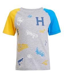 Tommy Hilfiger Baby Boys Logo-Print T-Shirt