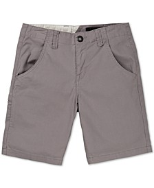 Big Boys Riser Stretch Shorts