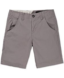 Big Boys Riser Stretch Shorts