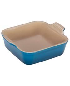 Le Creuset 18-Oz. Stoneware Square Dish