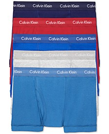 Men's 5-Pk. Cotton Classics Trunks