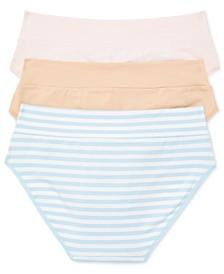 3-Pk. Bikini Panties