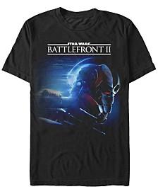 Star Wars Men's Battlefront 2 Soldier Short Sleeve T-Shirt