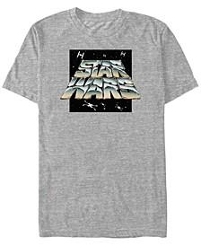 Men's Classic Chrome Logo Short Sleeve T-Shirt