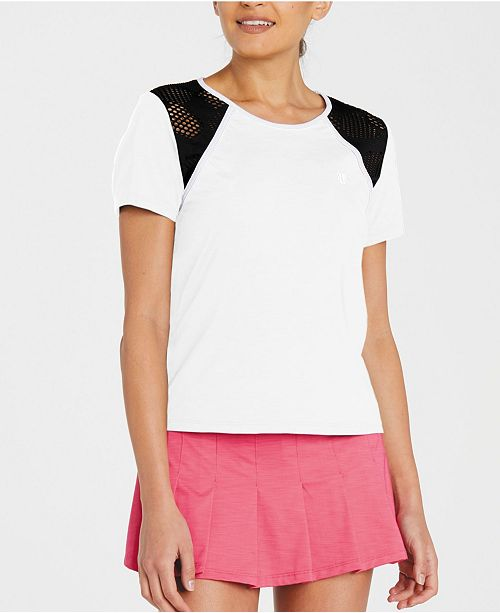 EleVen by Venus Williams Connect Short Sleeve T-shirt