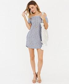 Plum Pretty Sugar Cay off the Shoulder Dress