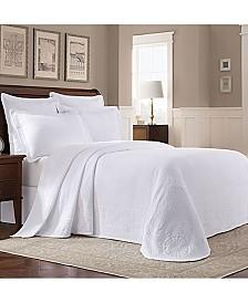Williamsburg Abby Twin Bedspread