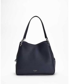 Kate Spade New York Hailey Leather Shoulder Bag