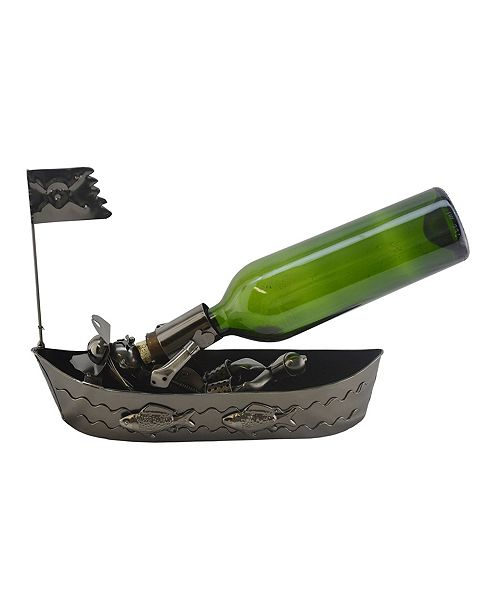 Wine Bodies Pirate Drinking Wine Bottle Holder