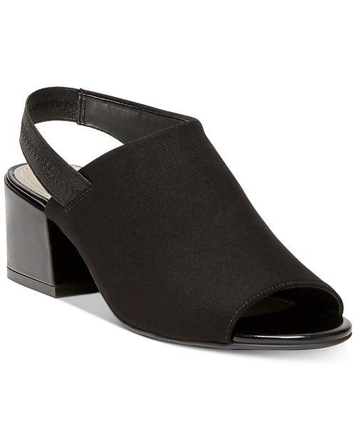 Anne Klein Samantha Dress Sandals