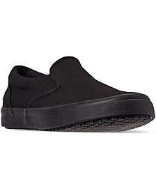 Skechers Men's Sudler Dedham Slip-Resistant Slip-On Work Sneakers from Finish Line