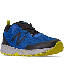 New Balance Men's Nitrel V3 Trail Running Sneakers from Finish Line