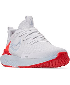 Women's Legend React 2 Running Sneakers from Finish Line