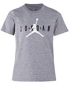 Jordan Little Boys Logo-Print T-Shirt