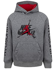 Big Boys Nike Air Jumpman-Print Hoodie