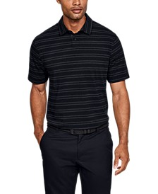 Men's UA Charged Cotton® Scramble Stripe Polo