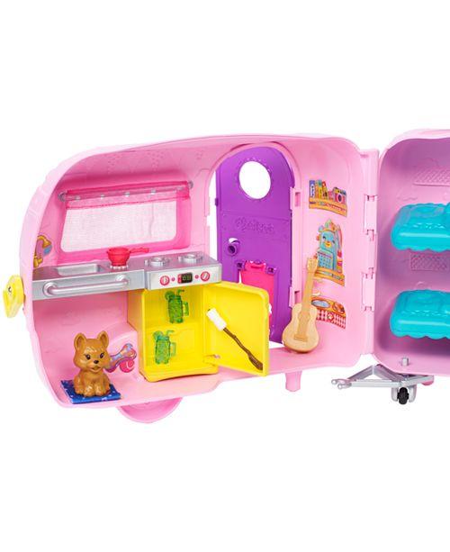 Barbie Club Chelsea Camper Reviews Home Macy S