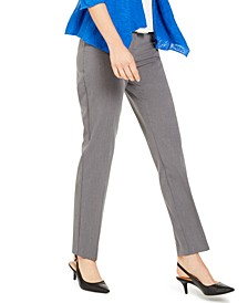 Modern Straight-Leg Pants, Regular & Short Lengths, Created for Macy's