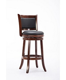 "Augusta Collection 29"" Swivel Barstool"