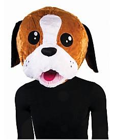 BuySeasons Adult Puppy Mascot Mask