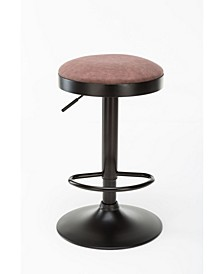 Copley Collection Backless Adjustable Stool