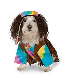 Hippie Pet Costume