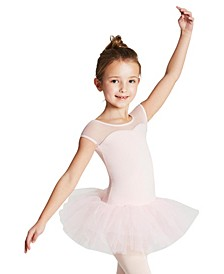 Big Girls Keyhole Back Tutu Dress