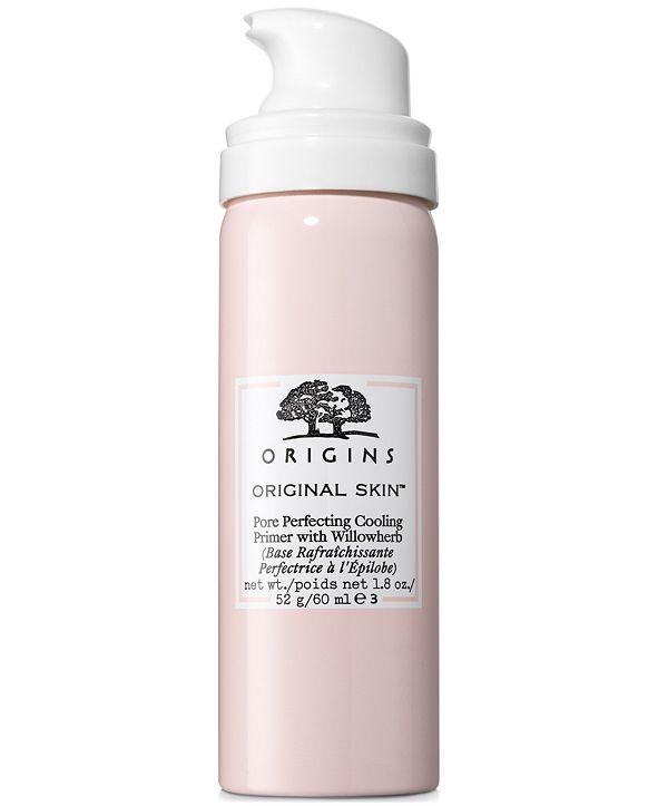 Origins Original Skin Pore Perfecting Cooling Primer With Willowherb, 1.8-oz.