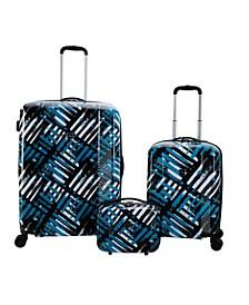 Spectrum 3-Pc. Hardside Luggage Set, Created for Macy's