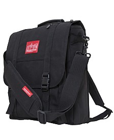 Manhattan Portage Commuter Laptop Bag with Back Zipper