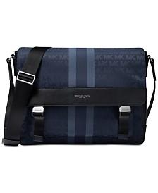 Michael Kors Men's Brooklyn Messenger Bag